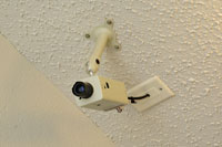 Security Camera Interior